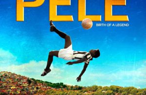 "Poster for the movie ""Pelé"""