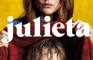 "Poster for the movie ""Julieta"""