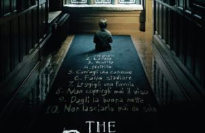 "Poster for the movie ""The Boy"""